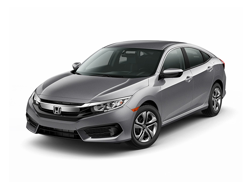 Honda Civic 2019  Cover