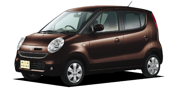 Suzuki MR Wagon 2011 Exterior