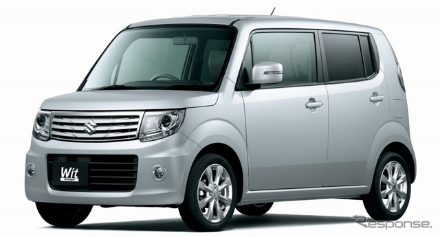 Suzuki MR Wagon 2016 Exterior