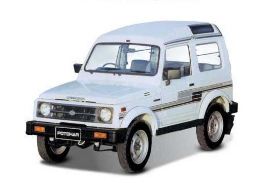 Suzuki Potohar 2003 Exterior