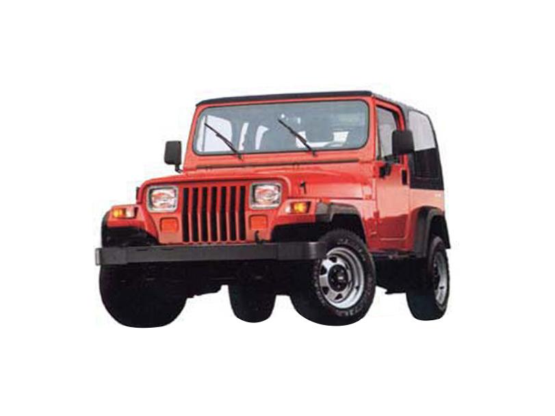 Jeep Wrangler 1995 Exterior