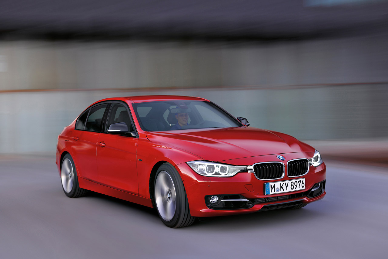 Car models com 2012 bmw 3 series - Bmw 3 Series 2012 Exterior Front End