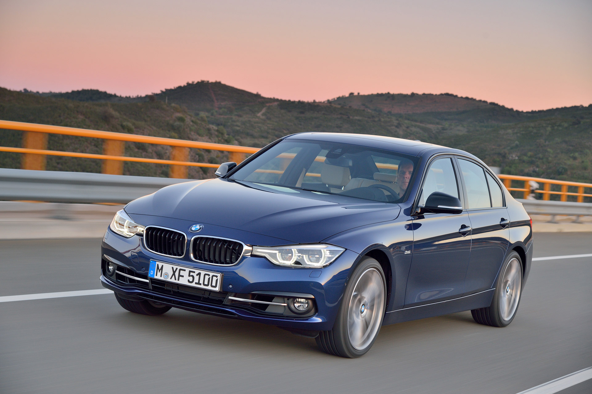 Car models com 2012 bmw 3 series - Bmw 3 Series 2012 Exterior Front Side View