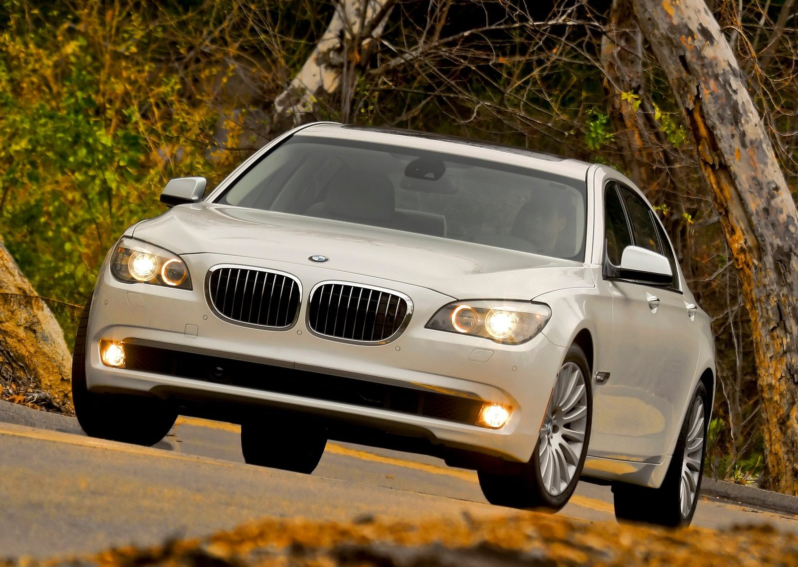 BMW 7 Series 2015 Exterior Front End