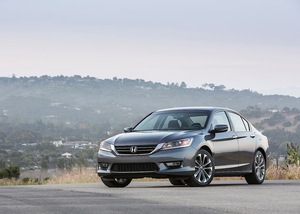 Honda Accord 2013 Exterior Front Ends