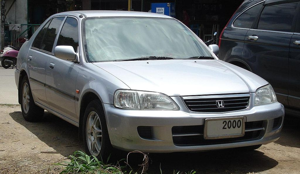 Honda City 2003 Exterior Front End