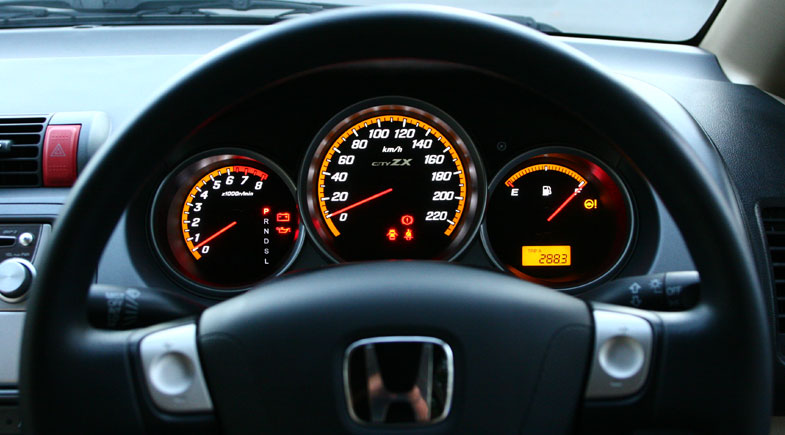 Honda City 2008 Interior Cluster