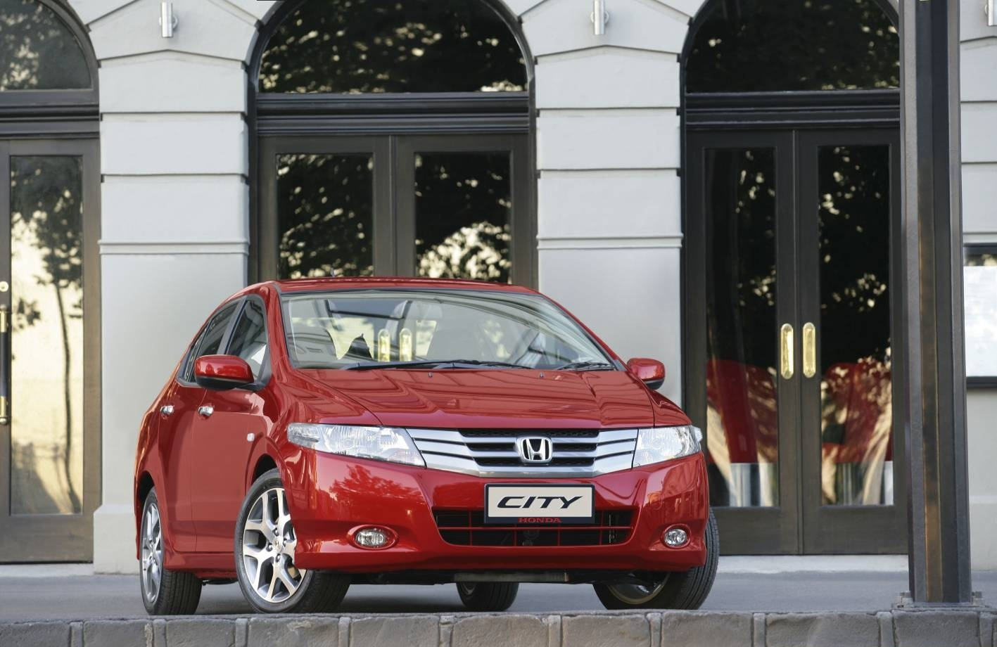 Honda City 2018 Exterior Front End