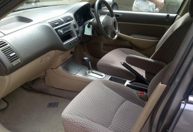 Honda Civic 2006 Interior Interior Cabin