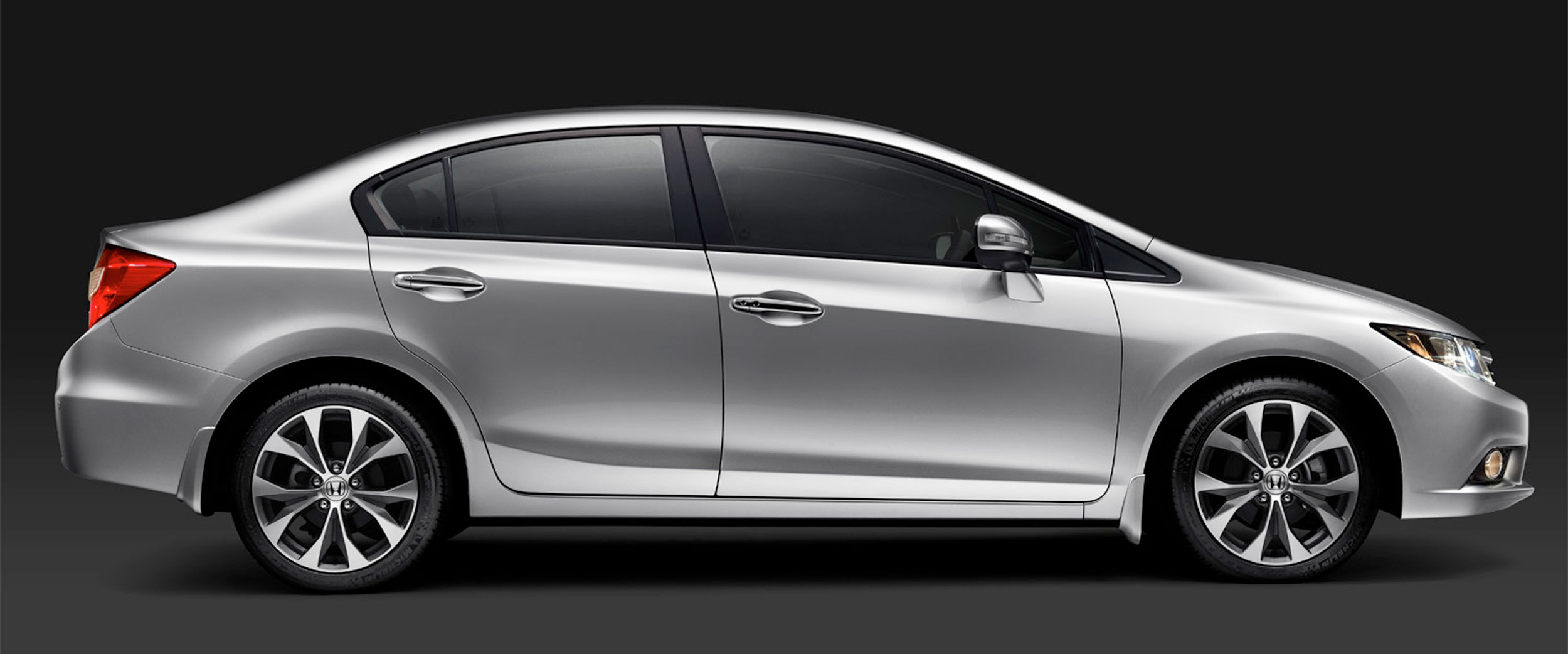 Honda Civic 2016 Exterior Side View