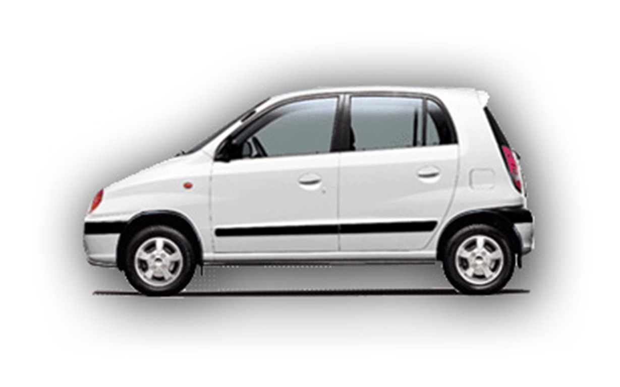 Hyundai Santro 2014 Exterior Side View