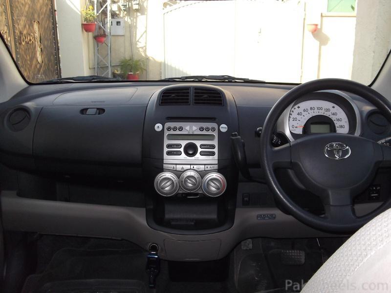 Toyota Passo 2010 Interior Dashboard