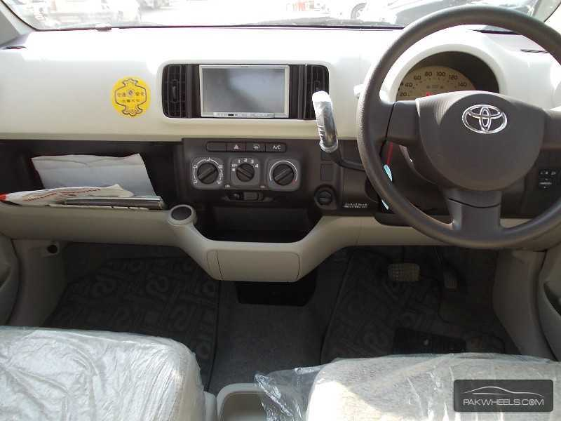 Toyota Passo X V Package In Pakistan Passo Toyota Passo X