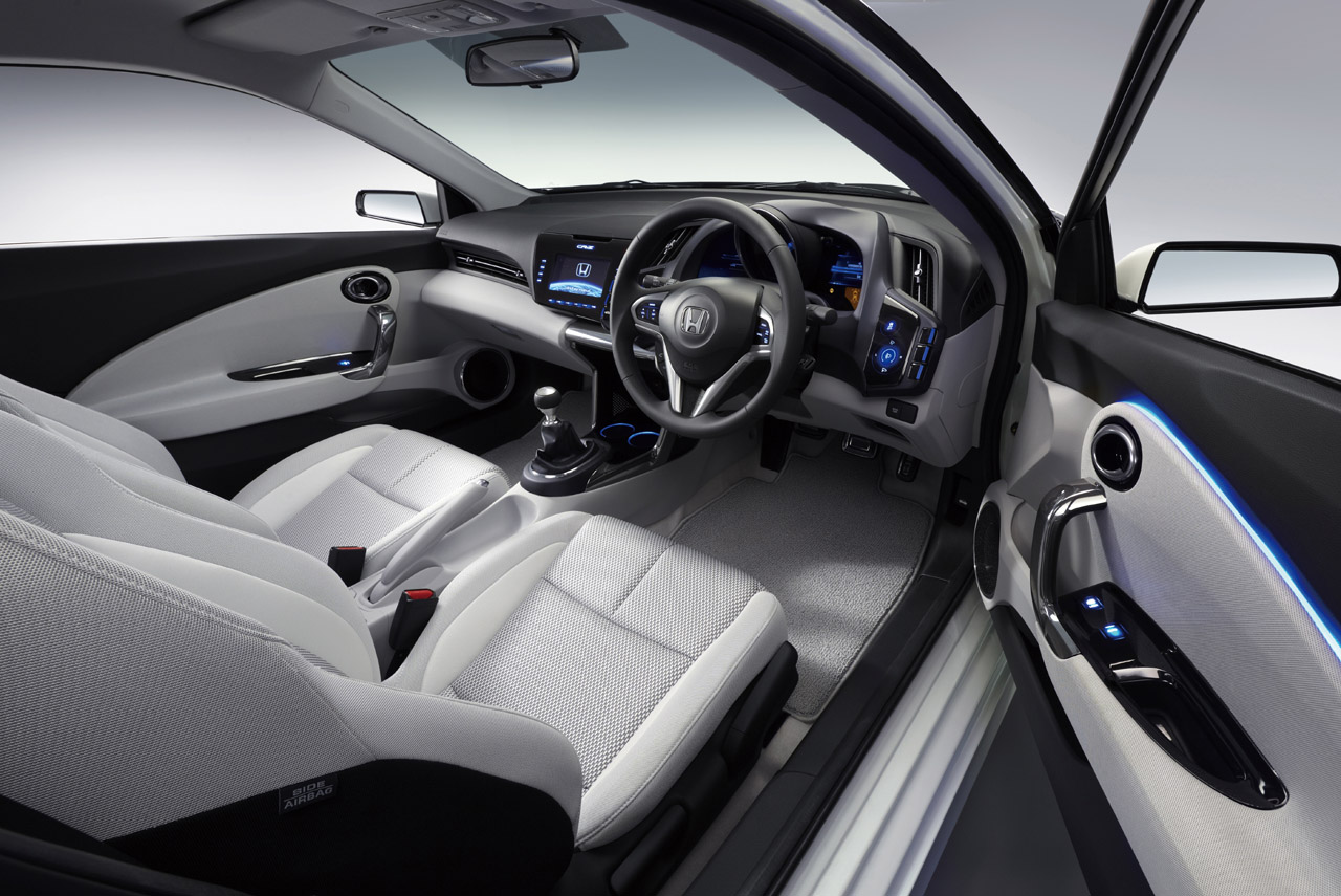Honda CR-Z Sports Hybrid 2016 Interior Interior