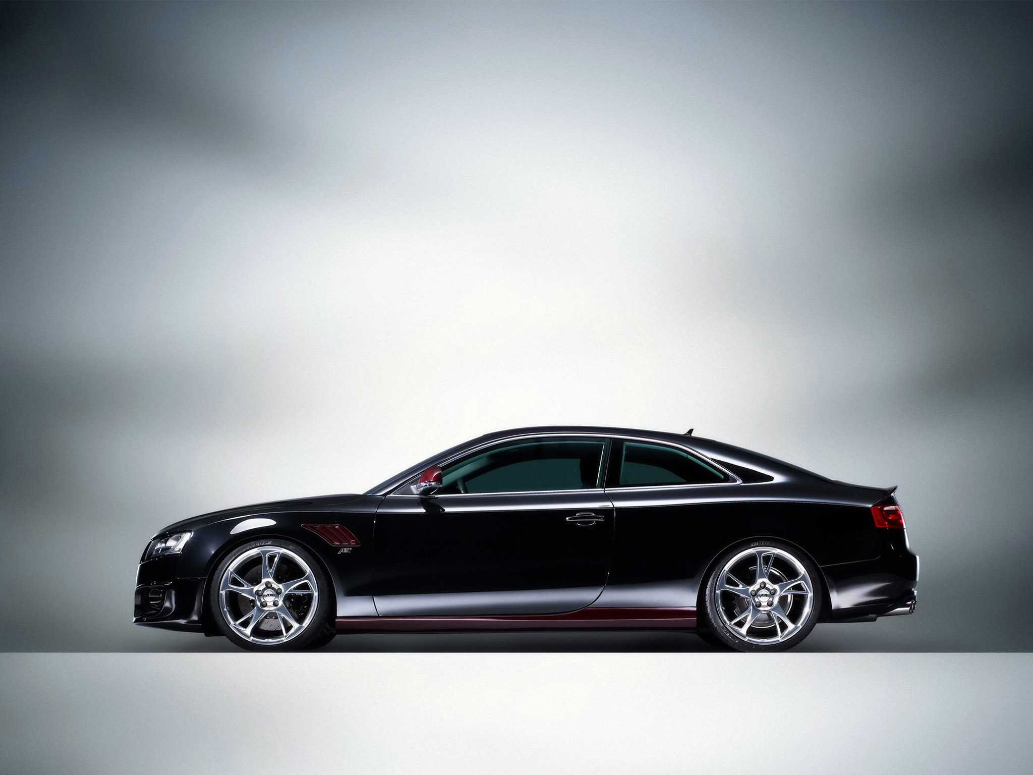 Audi A5 Exterior Side View