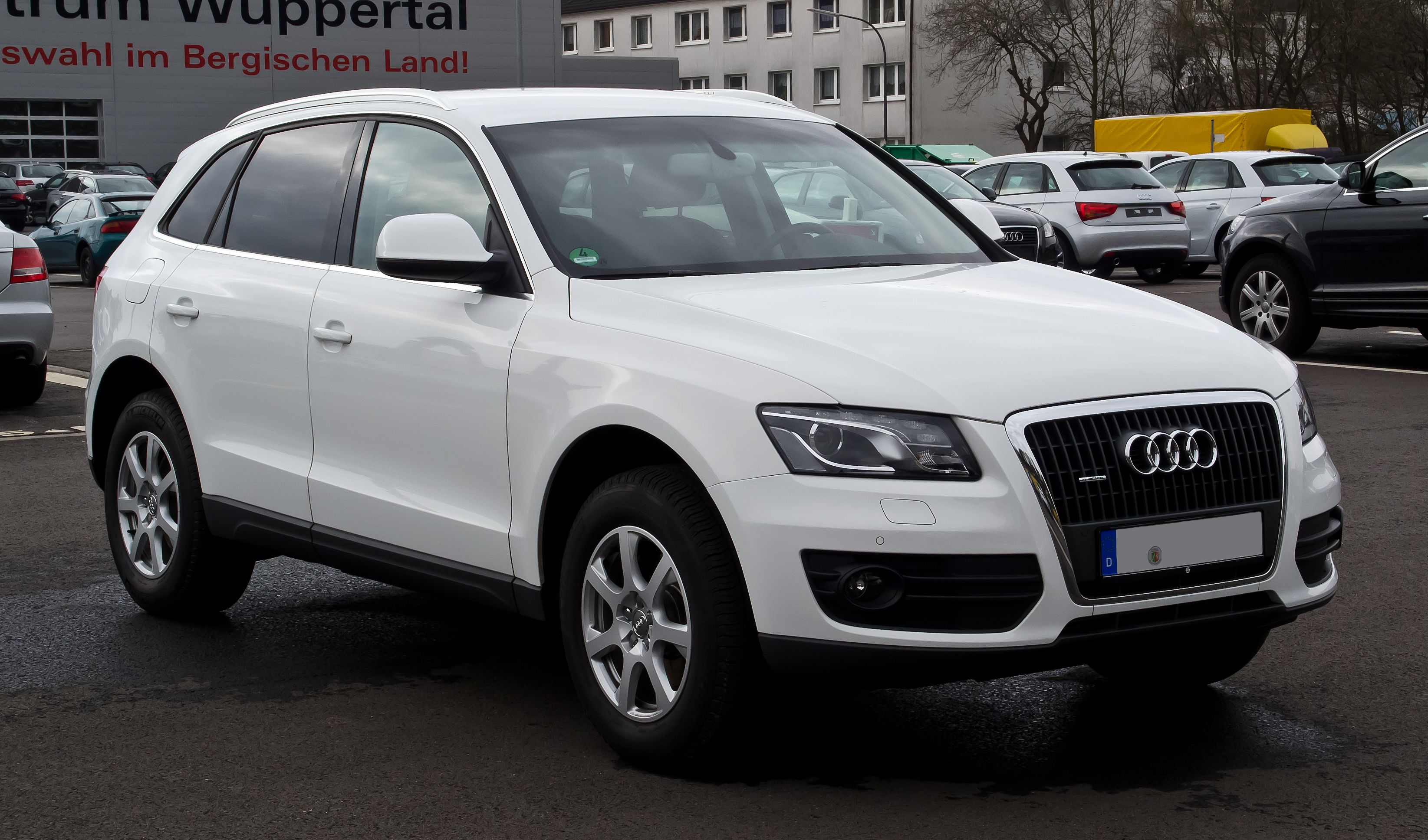 how to look oil level audi q5 2015