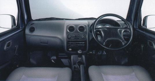 FAW X-PV 2020 Interior Dashboard