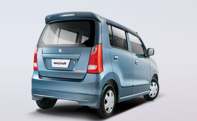 Suzuki Wagon R 2018 Exterior Rear End