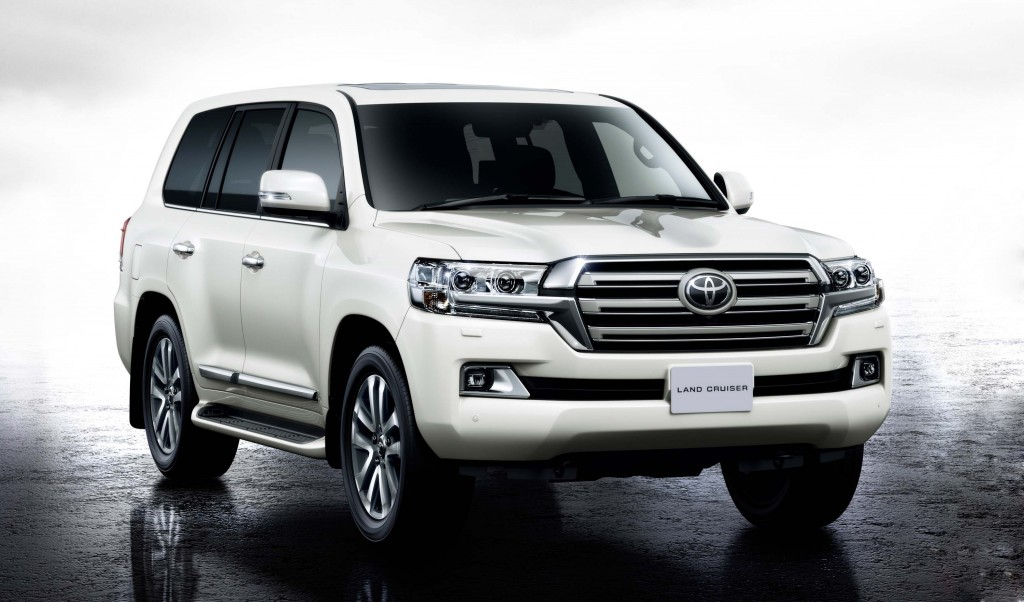 Toyota Land Cruiser 2017 Price In Pakistan Specs Pics