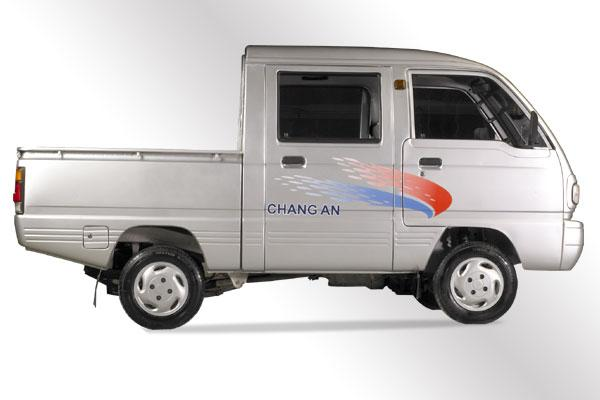 Changan Gilgit  Exterior Side View