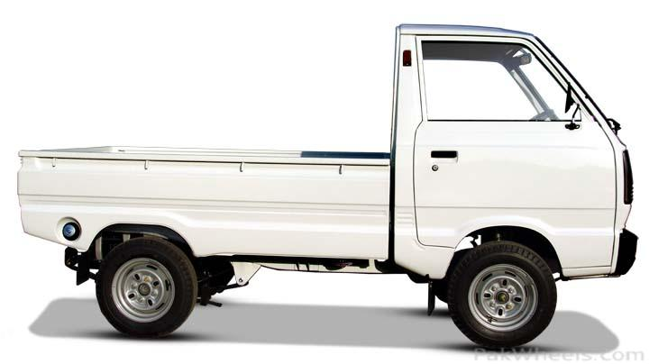 Suzuki Ravi 2020 Exterior Side View
