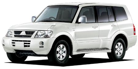 Mitsubishi Pajero 2006 Exterior