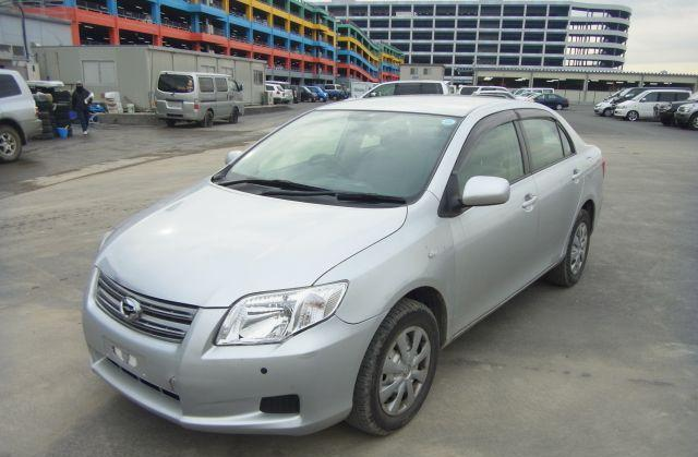 Toyota Corolla Axio 2012 Exterior Front Side View