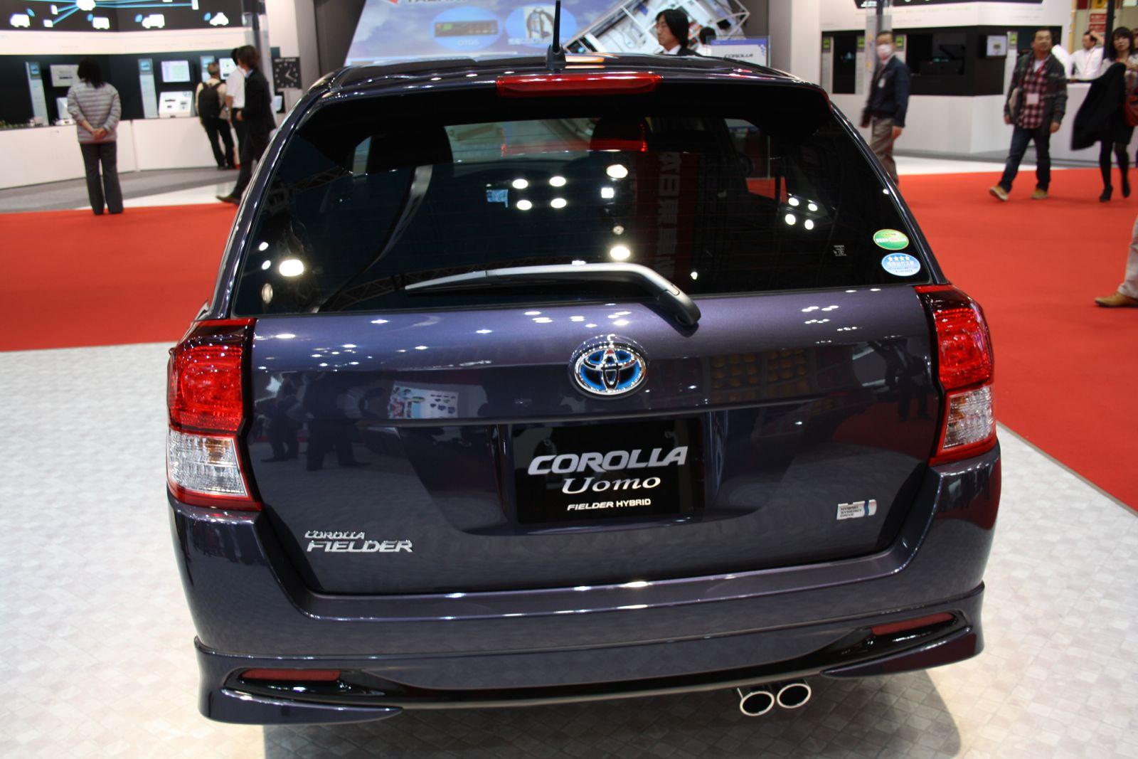 Toyota Corolla Fielder S In Pakistan Corolla Fielder