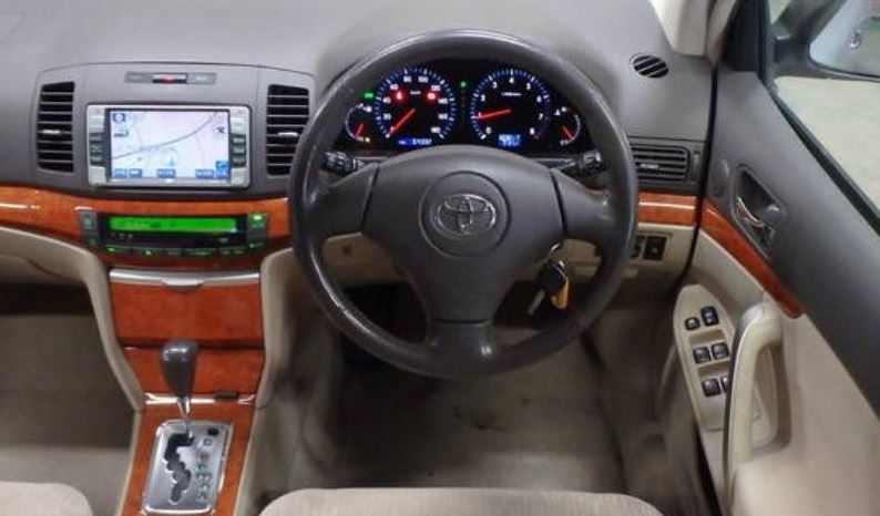 Toyota Premio 2007 Interior Dashboard
