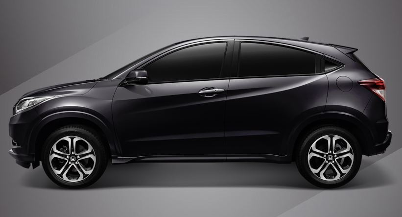 Honda HR-V 2018 Exterior Side View