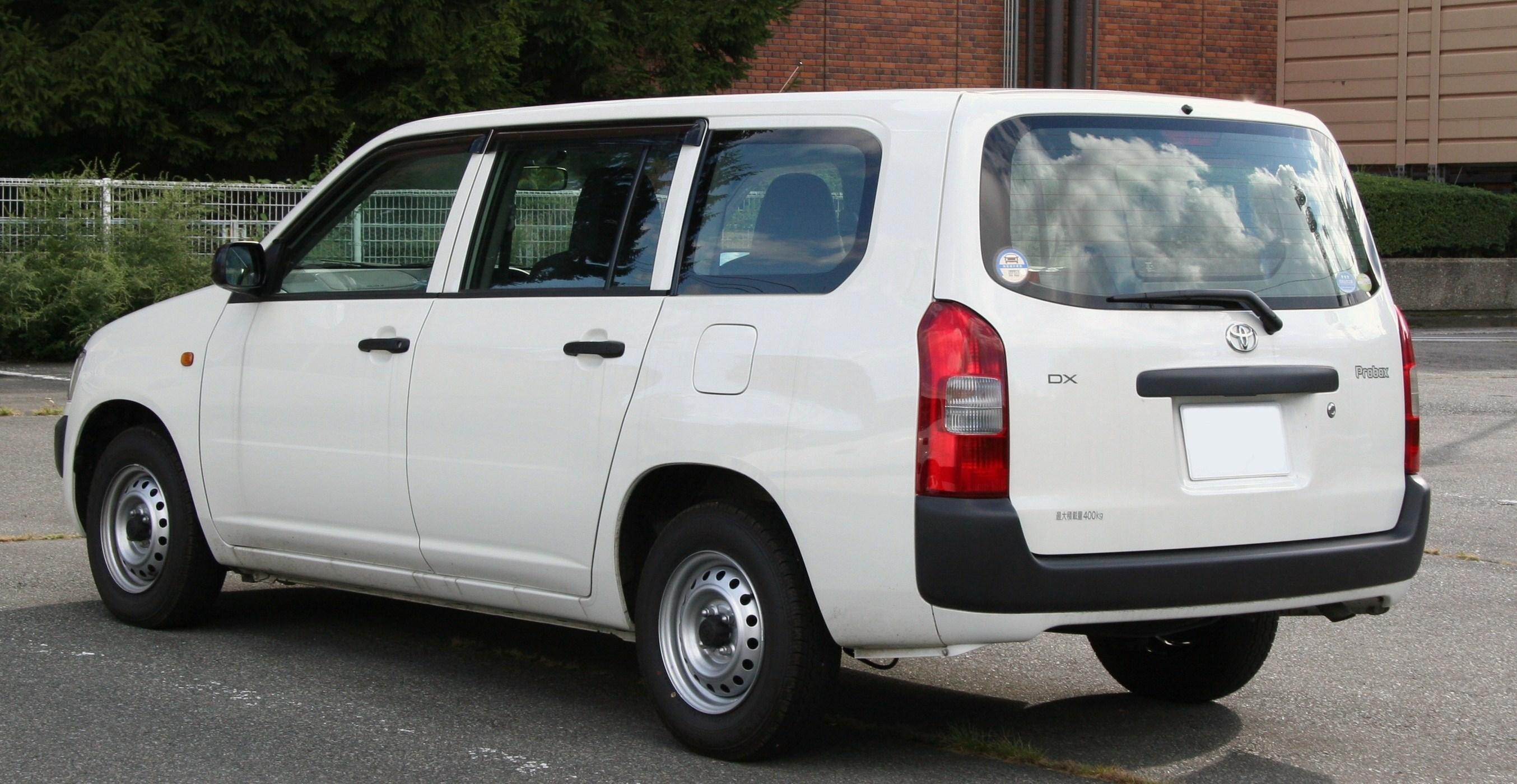 Toyota Probox F in Pakistan, Probox Toyota Probox F Price ...