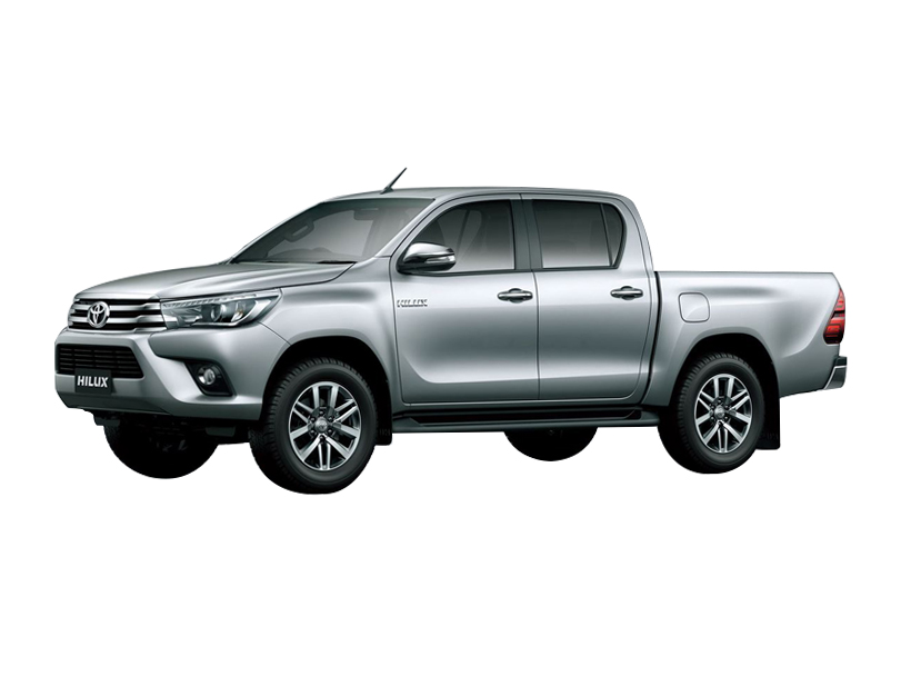 Toyota Hilux 2019 Exterior Cover