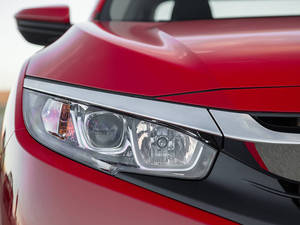 Honda Civic 2016 Exterior Head Lightss