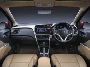 Honda Civic 2016 Interior Dashboards