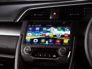 Honda Civic 2016 Interior Multimedia/ Navigation System s