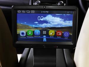 Honda Civic 2016 Interior Rear Entertainment System s