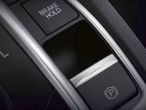 Honda Civic 2016 Interior Electronic Parking Brake with Auto Brake Hold s