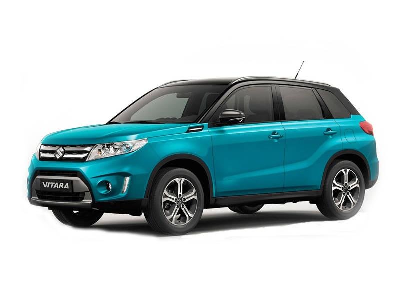 Suzuki Vitara GL+ 1.6 User Review