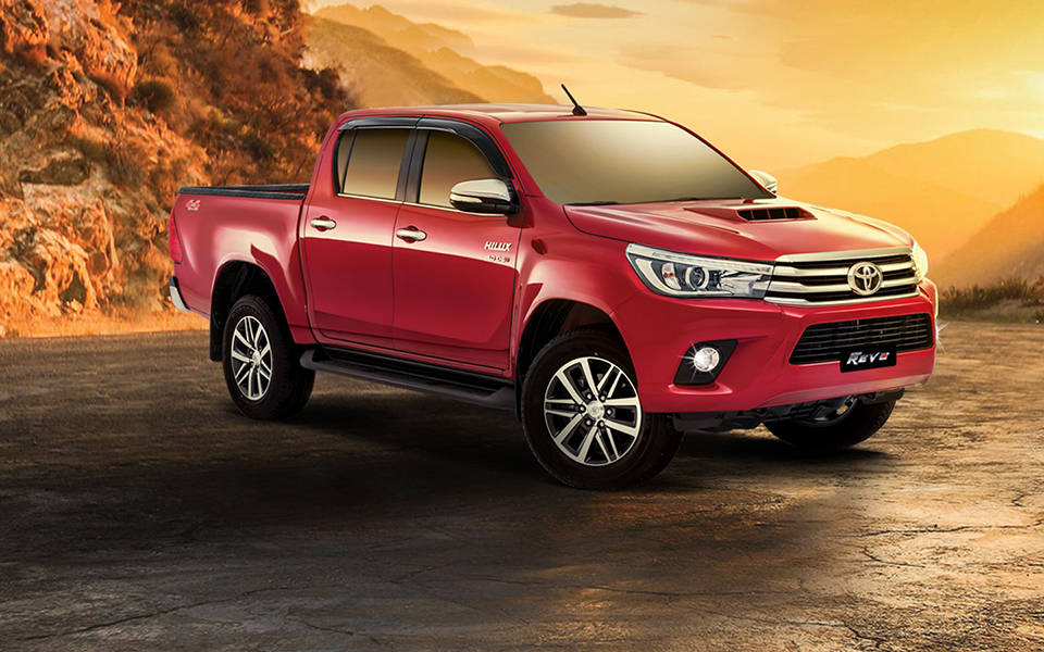 toyota hilux 2017 prices in pakistan pictures and reviews. Black Bedroom Furniture Sets. Home Design Ideas
