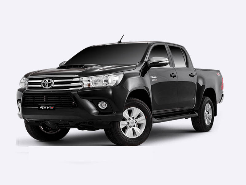 Toyota Hilux 4x4 Double Cab Standard User Review