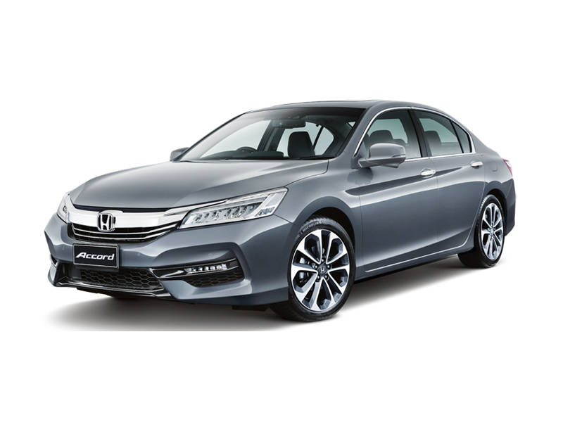 Honda Accord 2018  Cover