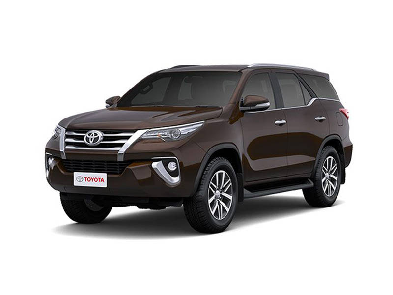 Toyota Fortuner User Review