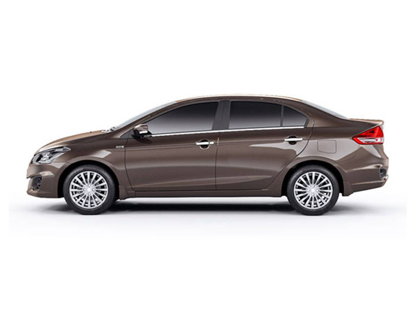 Suzuki Ciaz 2018 Exterior Side View
