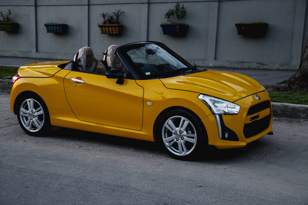 daihatsu copen 2014 2017 prices in pakistan pictures and reviews pakwheels. Black Bedroom Furniture Sets. Home Design Ideas