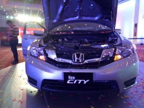 Honda City 2018 Exterior Facelift Front