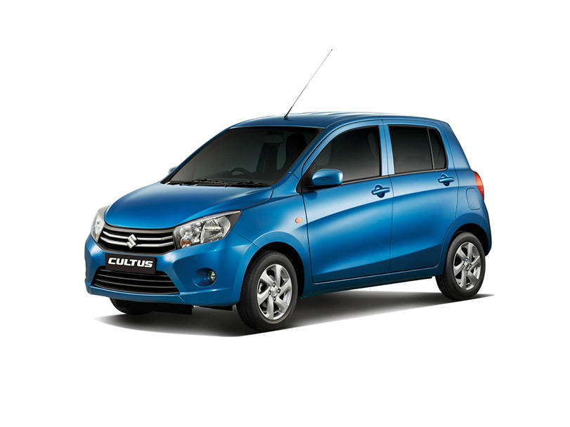 Suzuki Cultus VXL User Review