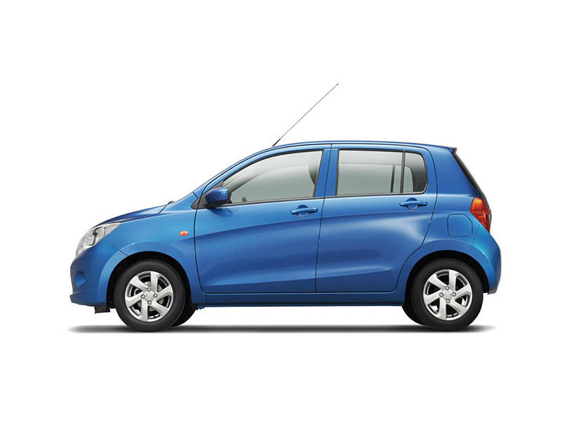 Suzuki Cultus 2019 Exterior Side View