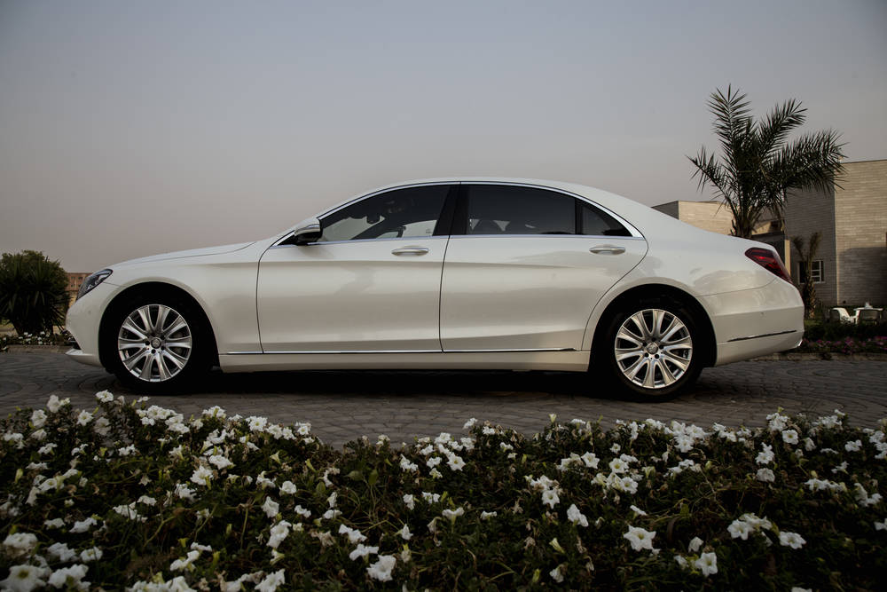 Mercedes Benz S Class 2019 Exterior Side View