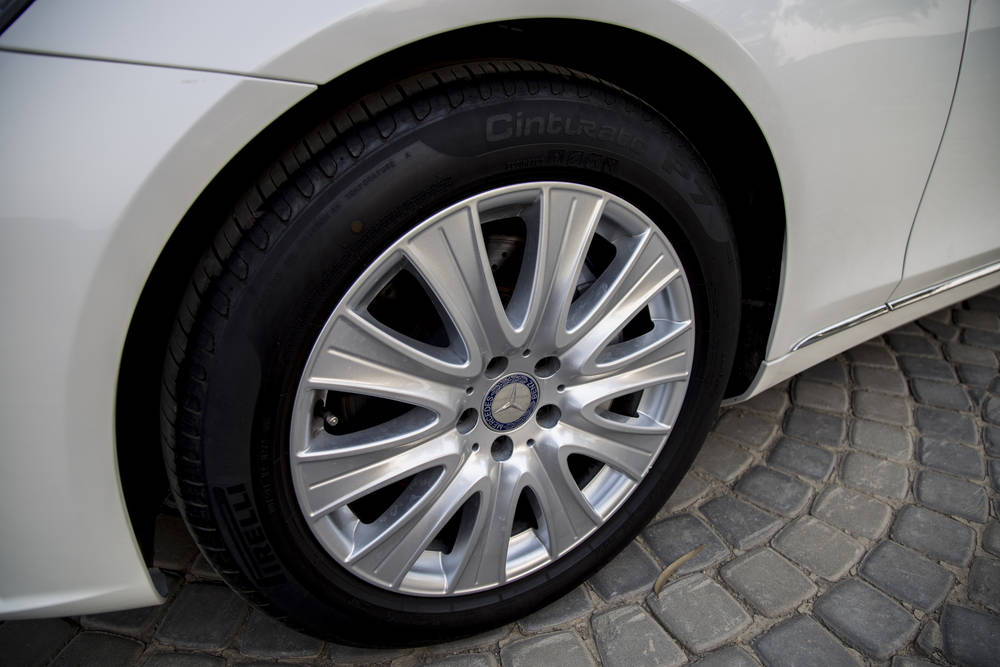 Mercedes Benz S Class 2018 Exterior Alloy Wheels