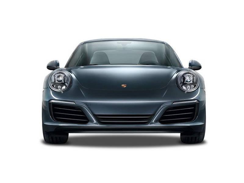 Porsche 911 2018 Exterior Front View
